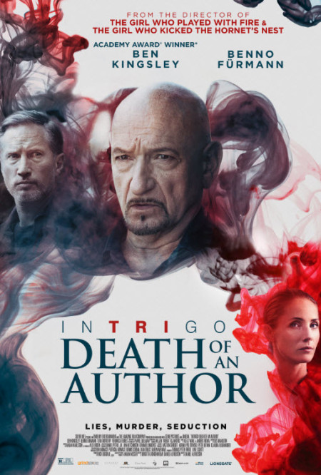 Intrigo Death Of An Author (2019) BRRip XviD AC3-EVO