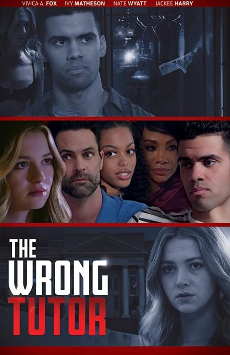 The Wrong Tutor (2019) 1080p HDTV x264-CRiMSON