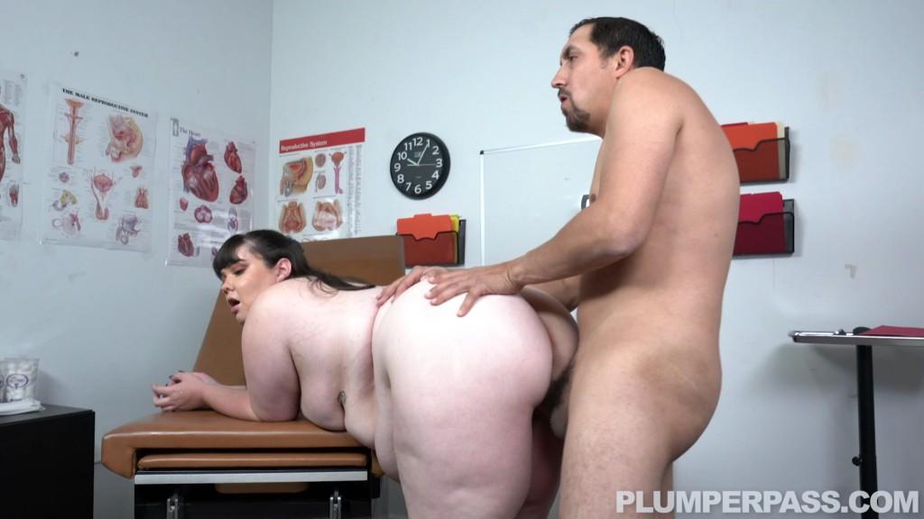 PlumperPass 20 03 20 Charlotte Hurtz Cum In My Ass XXX 1080p MP4-KTR