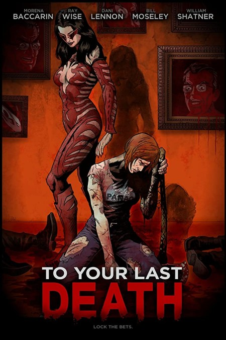 To Your Last Death (2020) 720p WEBRip 800MB x264-GalaxyRG