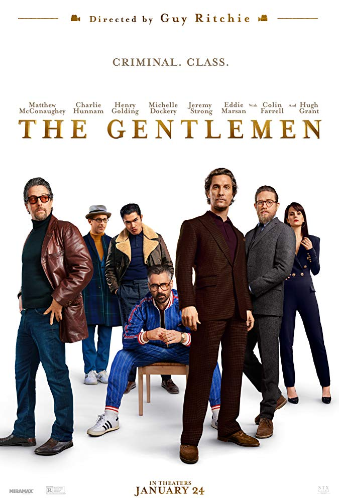 The Gentlemen 2019 1080p WEBRip DD5 1 x264-Rapta