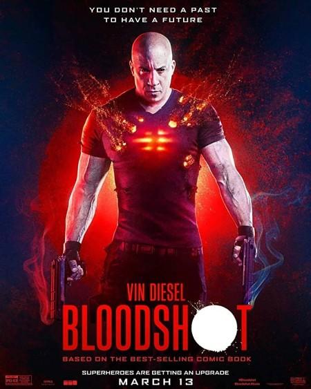 Bloodshot 2020 720p WEBRip HEVC x265-RMTeam