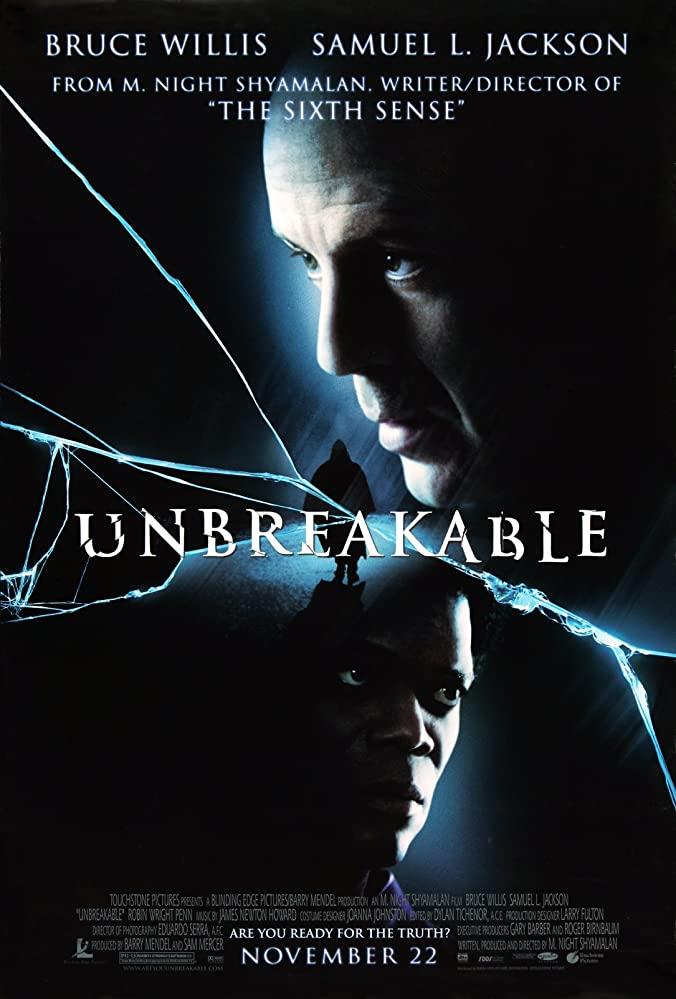 Unbreakable 2000 1080p BluRay x265-RARBG