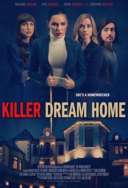 Killer Dream Home 2020 1080p HDTV x264-CRiMSON