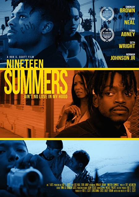 Nineteen Summers 2019 720p AMZN WEBRip x264 AAC-ETRG