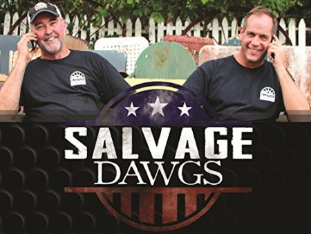 Salvage Dawgs S07E05 Return to Ludwig Mansion 480p x264-mSD