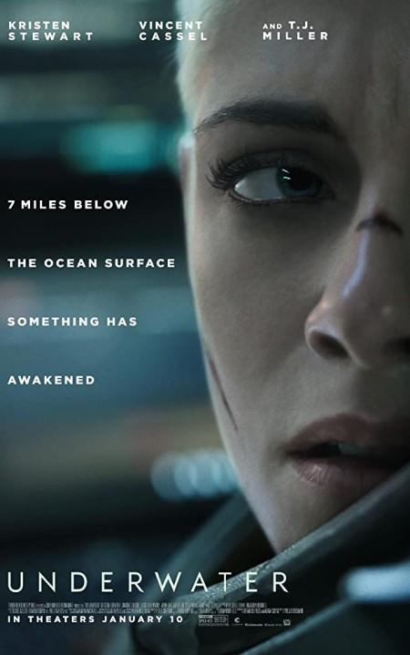 Underwater 2020 720p HDRip 800MB x264-GalaxyRG