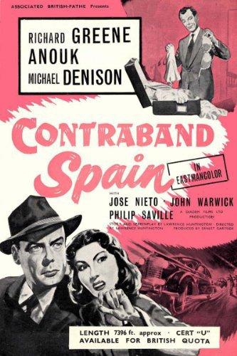 Contraband Spain 1955 [720p] [BluRay] YIFY