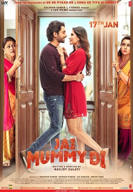 Jai Mummy Di 2020 Hindi 1080p NF WEBRip x264 DD 5 1 MSubs - LOKiHD - Telly