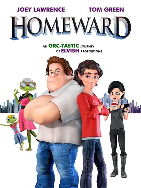 Homeward 2020 720p BluRay 800MB x264-GalaxyRG