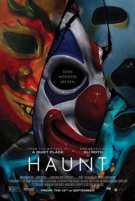 Haunt (2019) 720p BluRay x264-GETiT