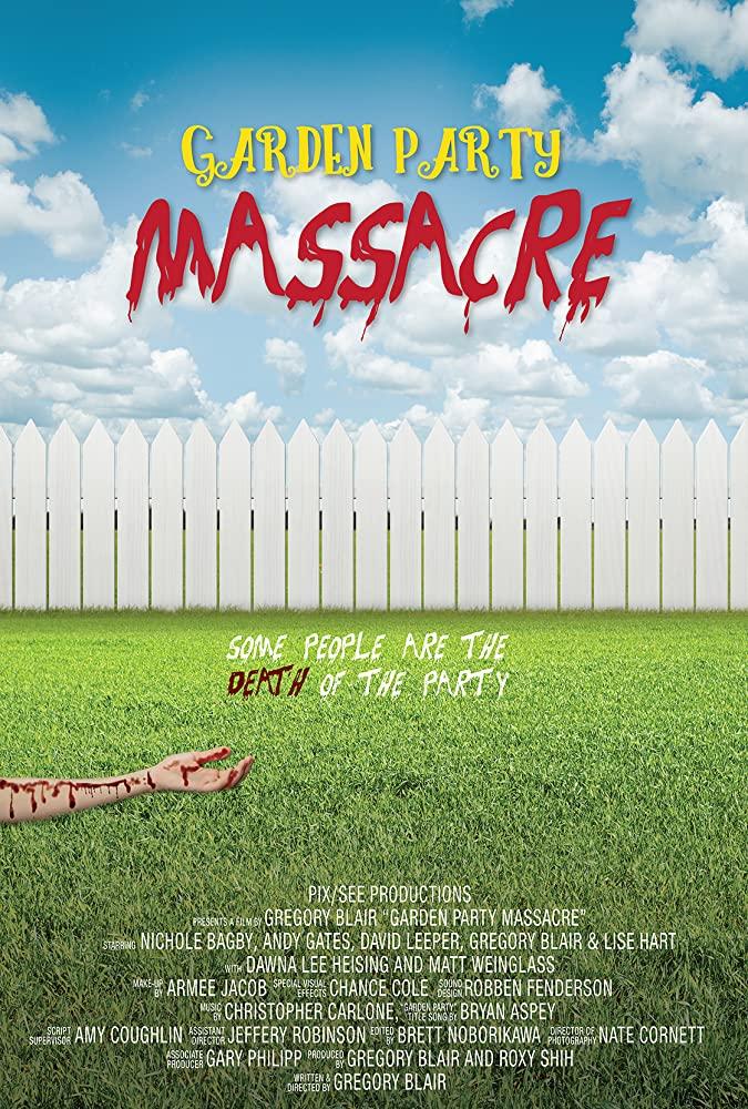 Garden Party Massacre (2017) HDRip x264 - SHADOW[TGx]