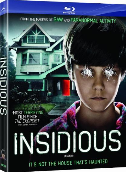 Insidious (2010) 720p BRRip x265 HEVC Dual Audio English Hindi ESubs 400MB-DLW