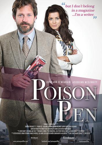 Poison Pen (2014) 720p WEB-DL (DDP 2 0) X264 Solar