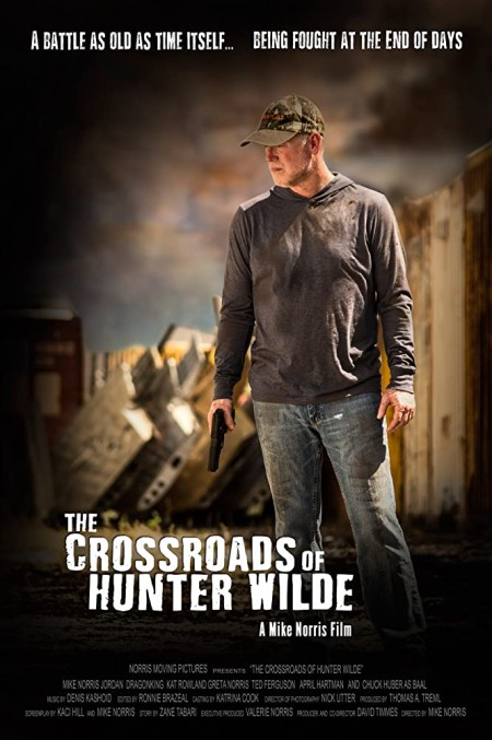 The Crossroads Of Hunter Wilde (2019) 720p WEBRip 800MB x264-GalaxyRG