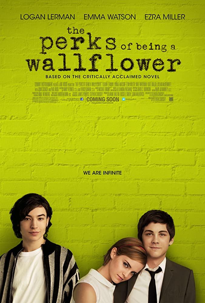 The Perks Of Being A Wallflower 2012 1080p BluRay x265-RARBG