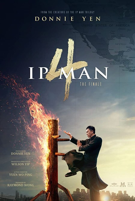 Ip Man 4 The Finale 2019 SUB iTA 1080p BluRay x264