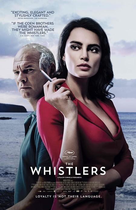 The Whistlers 2020 HDRip XviD AC3-EVO