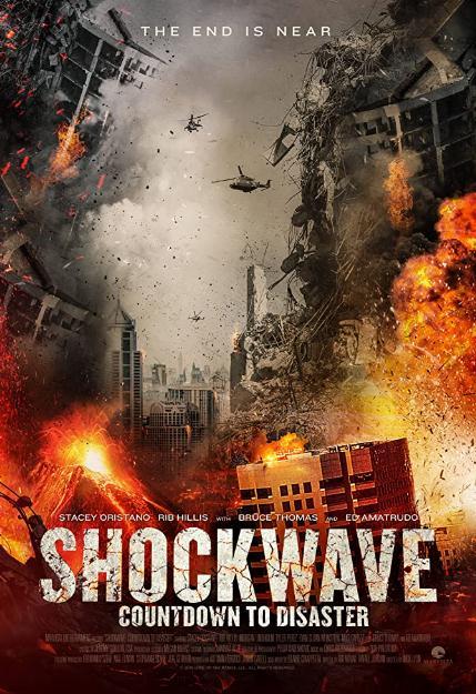 Shockwave Countdown to Disaster (2018) 720p WEBRip x264 Dual Audio English  ...