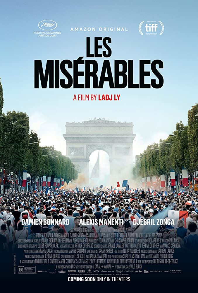 Les Misrables 2019 [1080p] [BluRay] [5 1] YIFY
