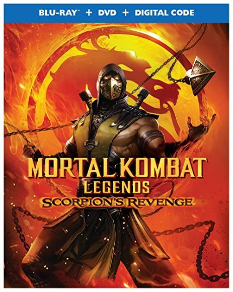 Mortal Kombat Legends Scorpions Revenge 2020 720p WEBRip 800MB x264-GalaxyR ...