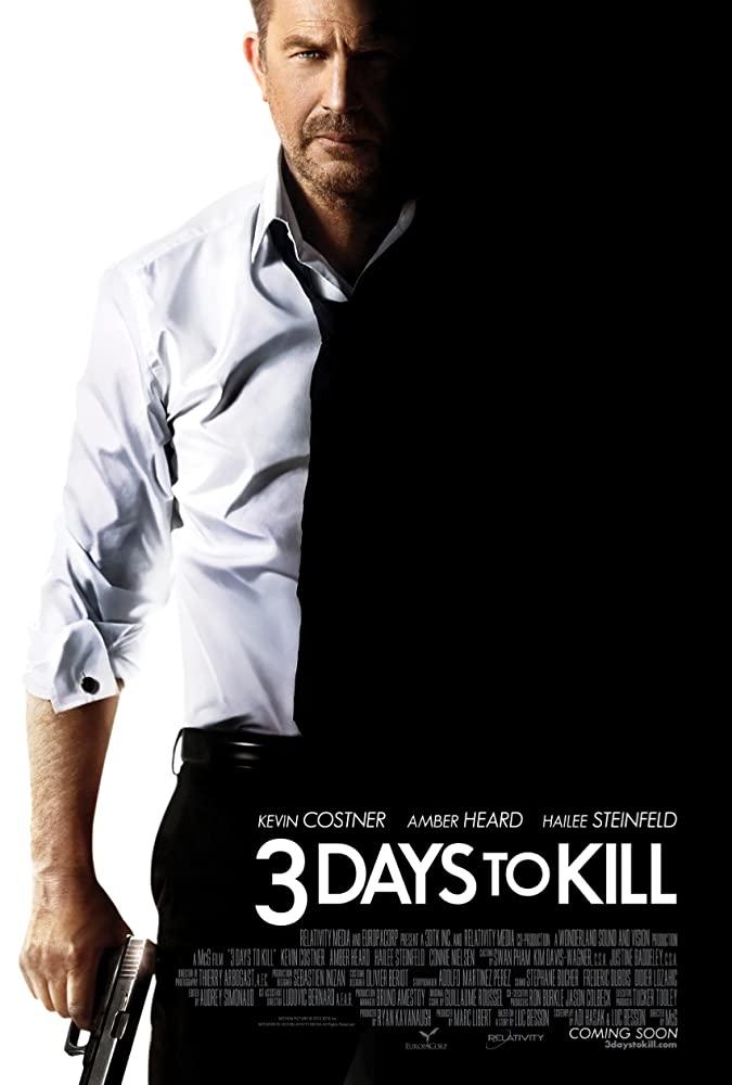 3 Days to Kill (2014) [1080p] [BluRay] [YTS MX]
