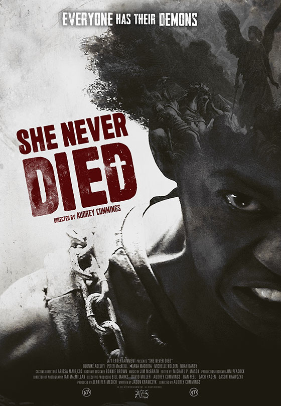 She Never Died 2019 [720p] [WEBRip] YIFY