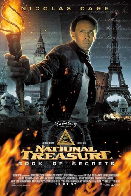 National Treasure: Book of Secrets (2007)Mp-4 X264 Dvd-Rip 480p AVCDSD