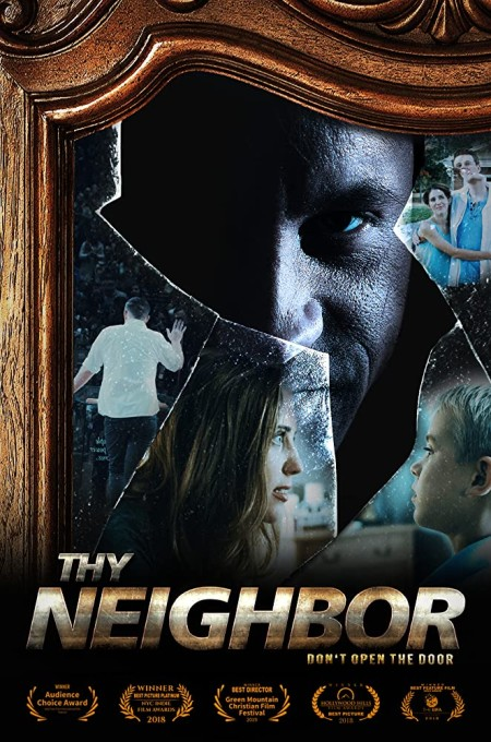 Thy Neighbor 2018 720p AMZN WEBRip 800MB x264-GalaxyRG