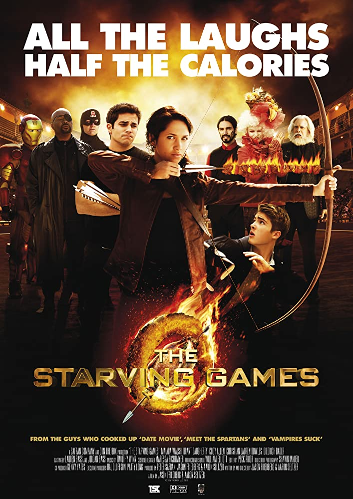 The Starving Games (2013) [1080p] [BluRay] [YTS MX]