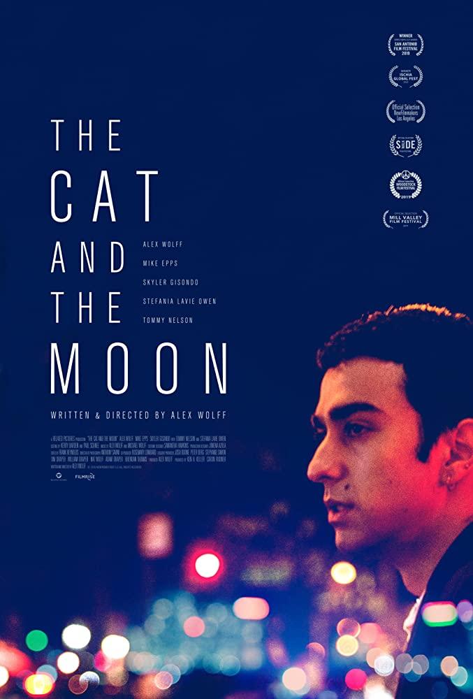 The Cat And The Moon 2019 720p BluRay H264 AAC-RARBG