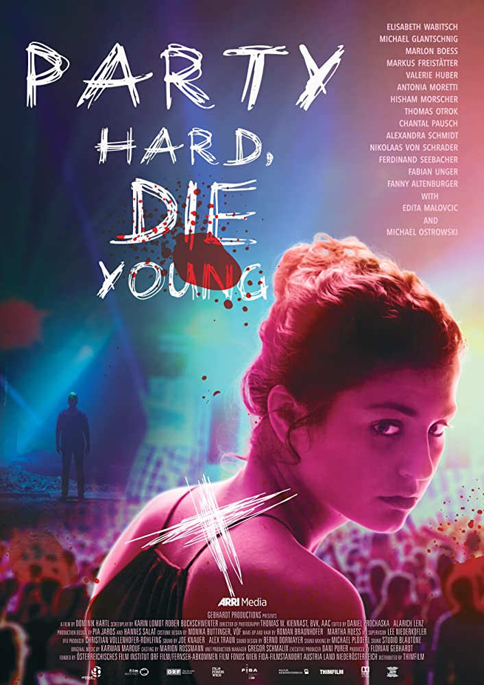 Party Hard Die Young 2019 Dubbed HDRip XviD AC3-EVO[TGx]