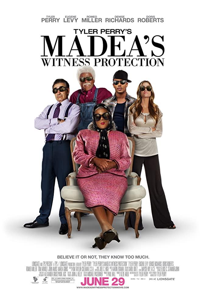 Madea's Witness Protection (2012) [1080p] [BluRay] [YTS MX]