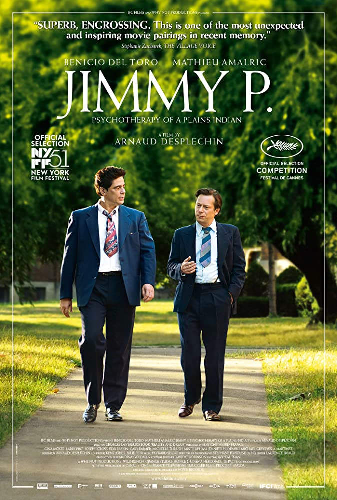 Jimmy P (2013) [1080p] [BluRay] [5 1] [YTS MX]