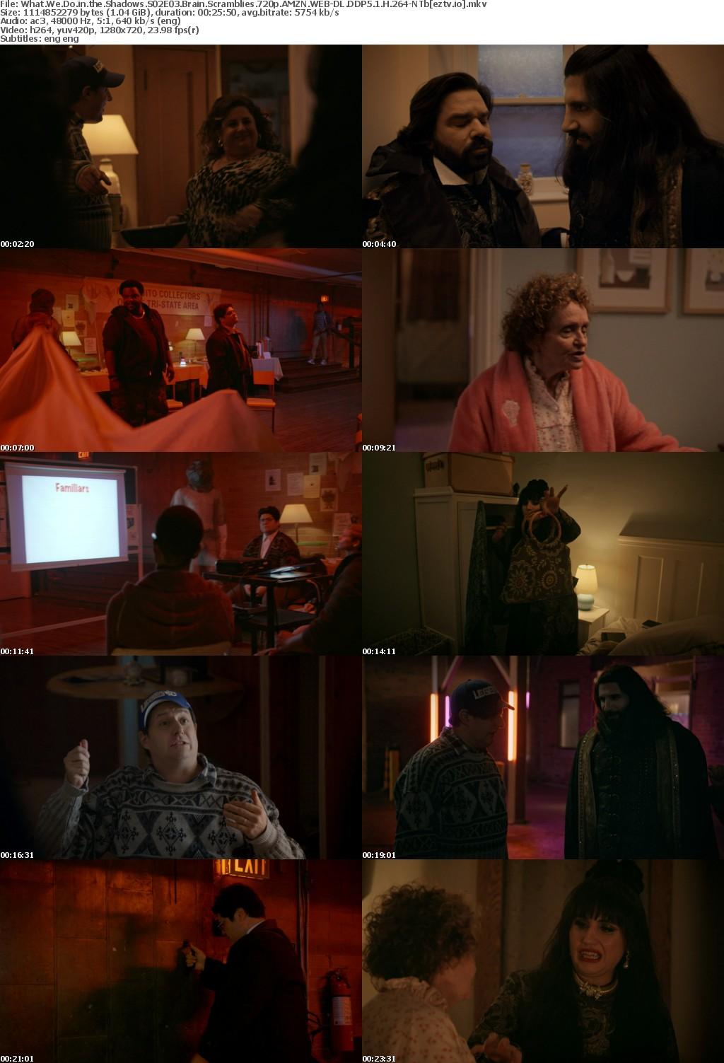 What We Do in the Shadows S02E03 Brain Scramblies 720p AMZN WEB-DL DDP5 1 H 264-NTb