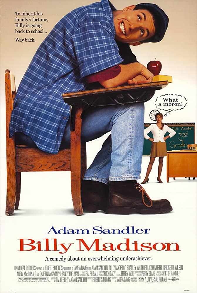 Billy Madison 1995 1080p BluRay x265-RARBG