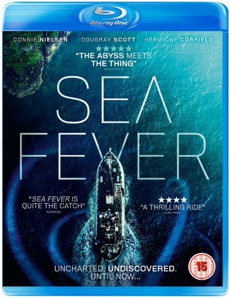 Sea Fever 2020 720p WEBRip 800MB x264-GalaxyRG