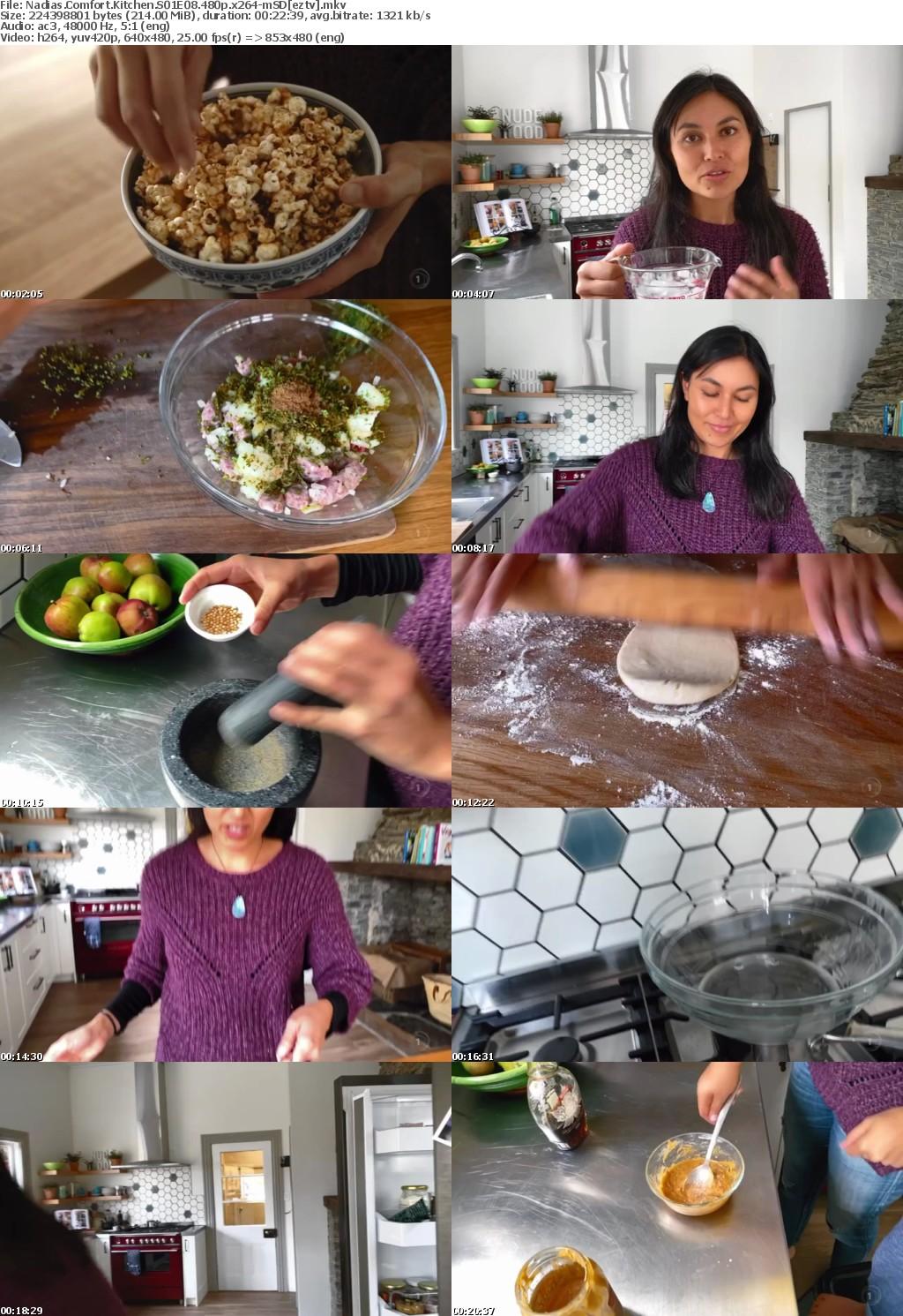 Nadias Comfort Kitchen S01E08 480p x264-mSD