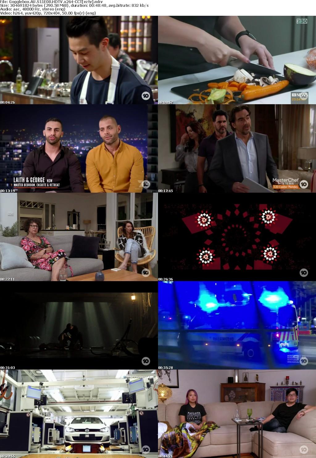 Gogglebox AU S11E08 HDTV x264-CCT