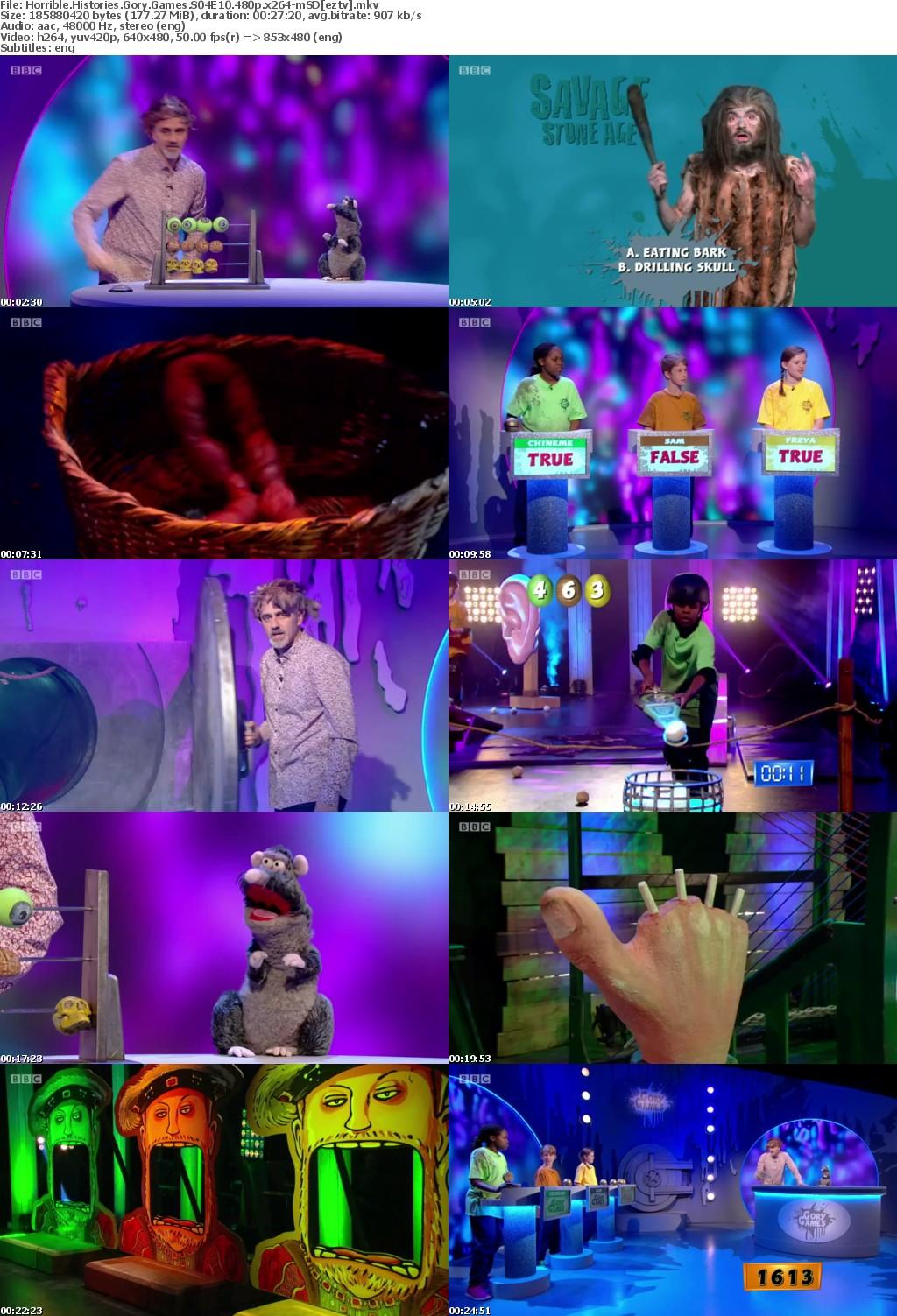 Horrible Histories Gory Games S04E10 480p x264-mSD