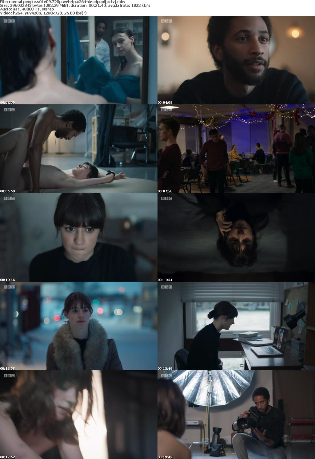 Normal People S01E09 720p WEBRip X264-DEADPOOL