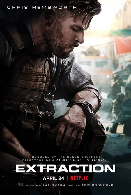 Extraction 2020 - 1080p - X265 - Includes Foreign to English Subs