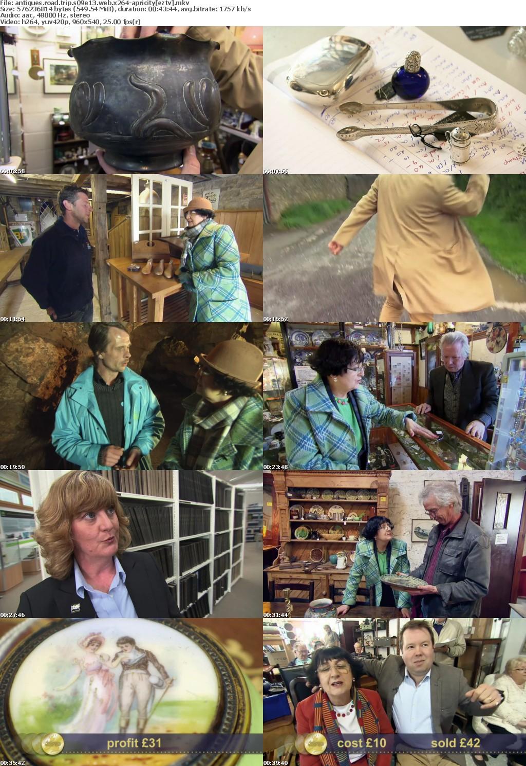 Antiques Road Trip S09E13 WEB x264-APRiCiTY