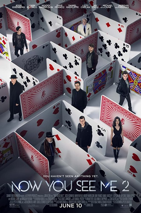 Now You See Me (2013)Mp-4 X264 Dvd-Rip 480p AVCDSD