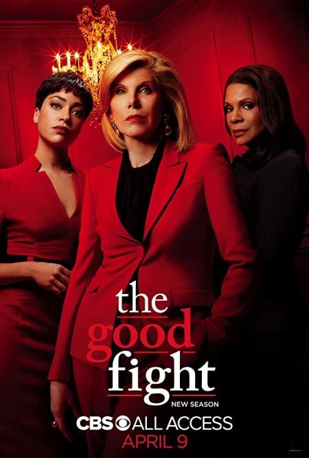 The Good Fight S04E03 iNTERNAL 480p x264-mSD