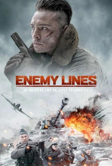 Enemy Lines 2020 720p WEBRip 800MB x264-GalaxyRG