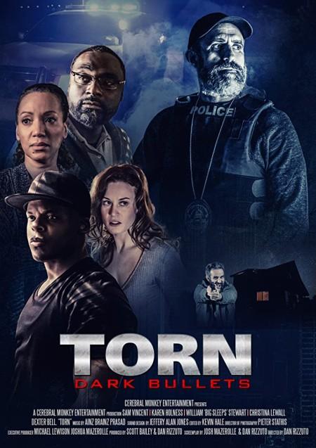 Torn Dark Bullets 2020 720p WEBRip 800MB x264-GalaxyRG