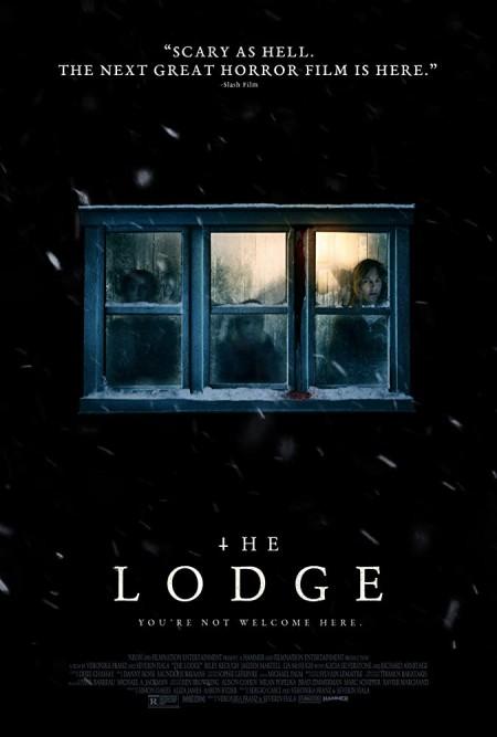 The Lodge (2019) 1080p 5 1 - 2 0 x264 Phun Psyz