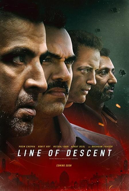 Line of Descent 2020 BDRip XviD AC3-EVO