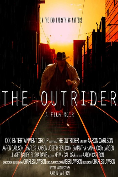 The Outrider (2019) HDRip x264 - SHADOW
